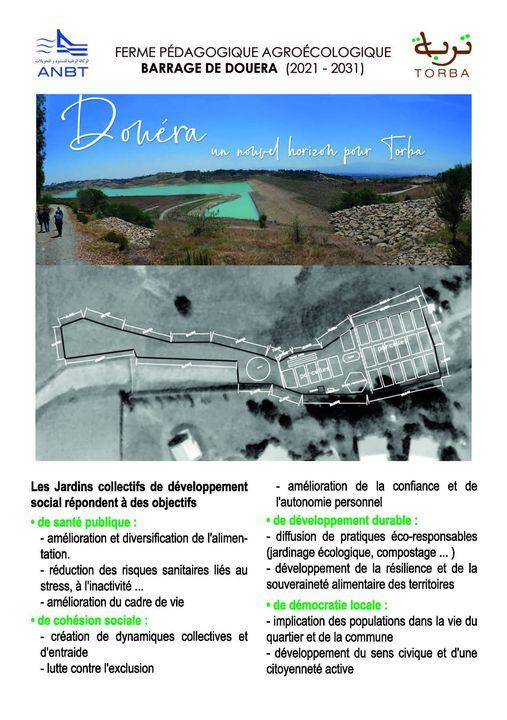 Lancement d'une Ferme agroécologique à Douera